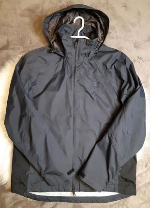 Женская трекинговая термо куртка на мембране ветровка salewa