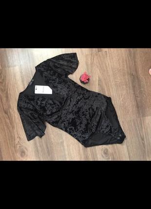 Блуза bershka боди