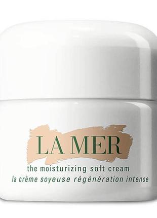 Люкс!!! la mer moisturizing soft cream