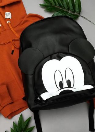 Самый крутой объемный рюкзак mickey mouse disney
