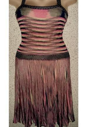 Летнее платье от бренда missoni оригинал