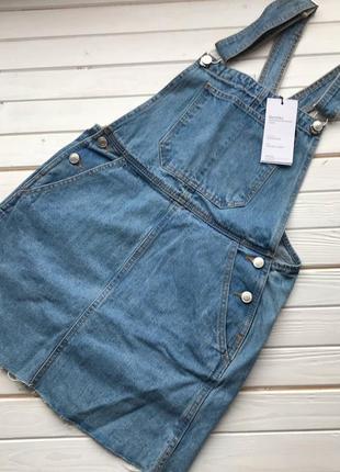 Комбинезон юбка bershka размер с