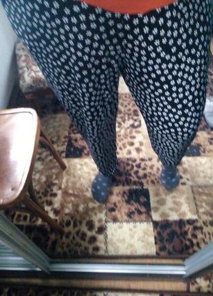 Оригінальні штани великого розміру