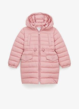 Демисезонное пальто#куртка zara 11-12 (маломерит на размер)
