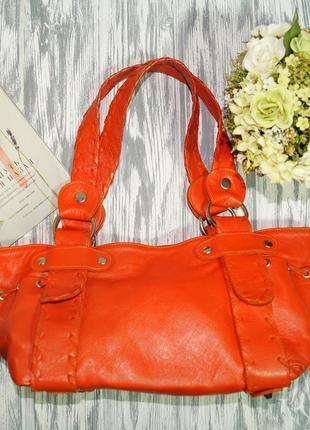 Grand sahara. кожа. красивая сумка