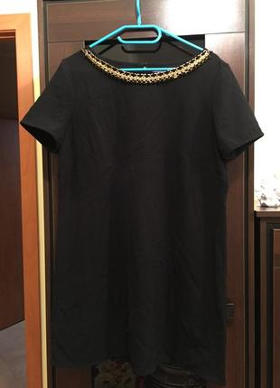 Короткое платье туника marks & spenser