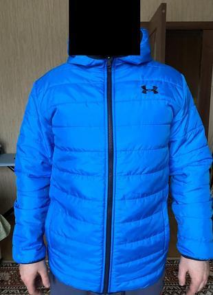 Подростковая двусторонняя куртка under armour