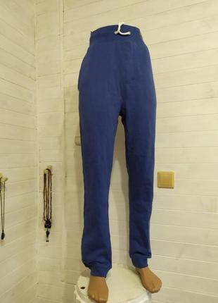 Спортивные теплые штаны m-xxl