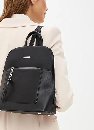 Рюкзак david jones 6109-2t черный