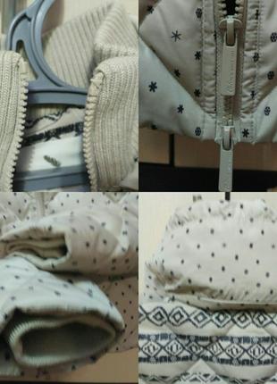 Зимняя пуховая куртка colins5