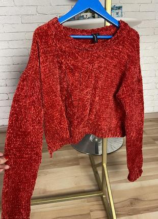 Велюровый свитер6 фото