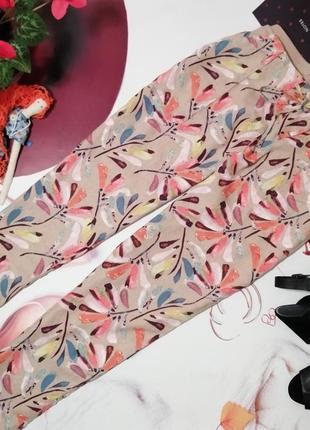 Штаны marks&spencer, лен, размер 16/44, новые с этикеткой