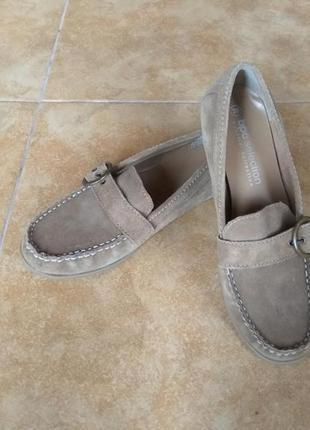 Туфли 100%замш