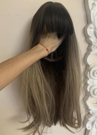Новый парик длинные волосы