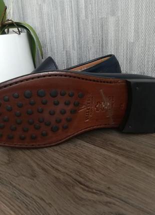 Туфлі лофери valleverde