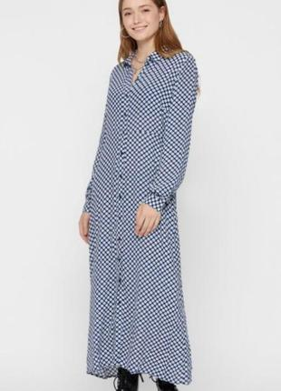 Длинное  платье в пол piece.