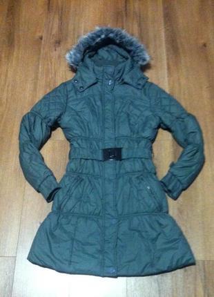 Зимняя распродажа! шикарное итальянское пальто stg catarina