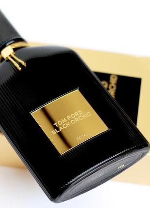 Tom ford black orchid _original_eau de parfum 7 мл_затест