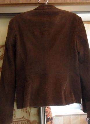 Пиджак вельветовый москино