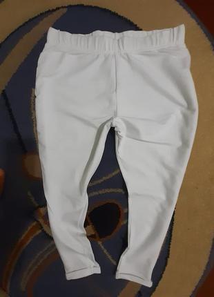 Супер брюки джеггинсы р.14 новые с этикеткой