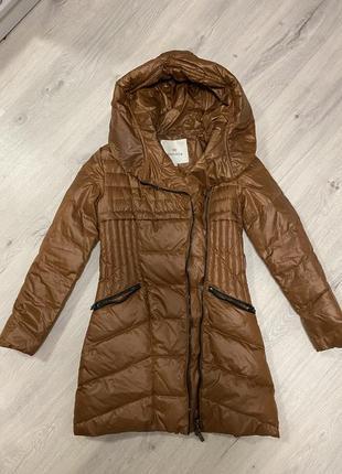 Зимовий пуховик/ зимова куртка
