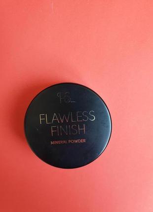 Пудра рассыпчатая flawless finish primark