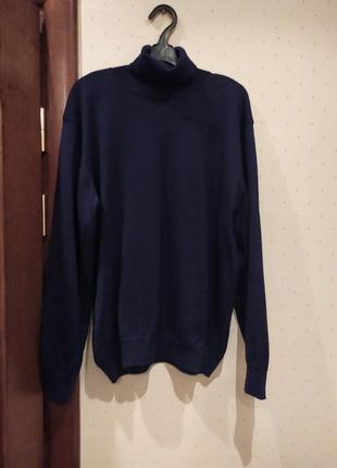Легкий,теплый свитер tailor & son
