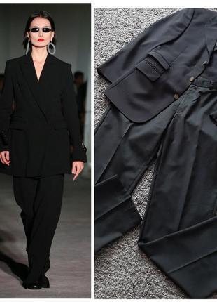 """Черный костюм в стиле """"оверсайз""""🔥"""