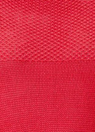 Красный мягусенький свитер тсм чибо германия, 40/42 евро3 фото