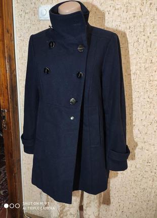 Стильное полу пальто 48-50 размер