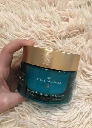 The rituals of karma body cream / крем для тела