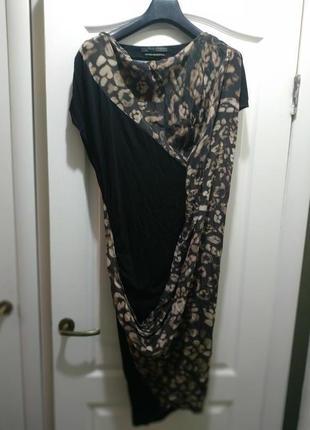 Дизайнерское платье allsaints