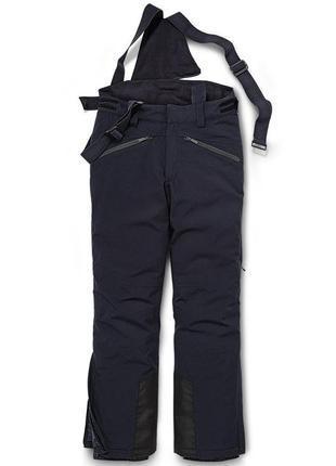 Ультрамодные, технологичные, лыжные брюки - tchibo - требовательным райдерам - l-xl
