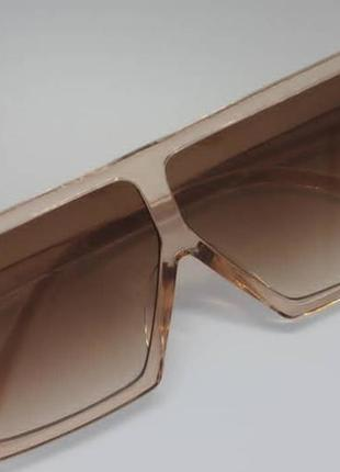 Квадратные солнцезащитные очки maolen с плоской верхней частью