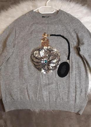 Женская кофта свитер пуловер h&m