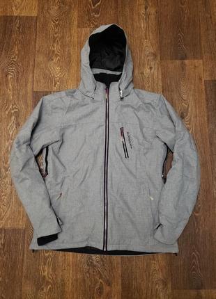 Классная куртка лыжная сноубордическая мембранная anzoni