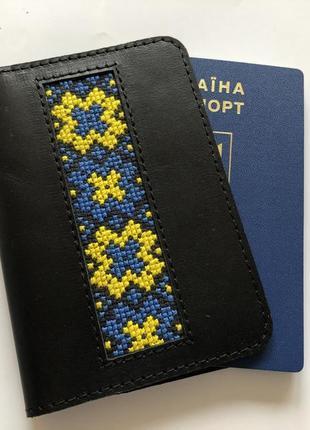 Обложка на документ, обложка на паспорт, обложка