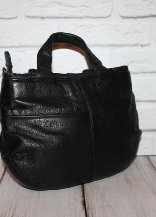 Мини сумочка radley 100% натуральная кожа