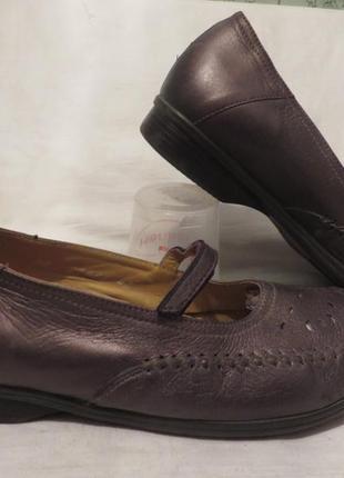 Туфли кожа dansko 38 размер