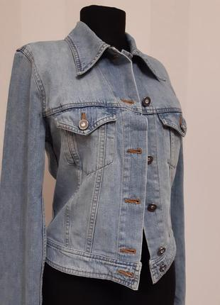 Джинсовая курточка liu jo jeans, оригинал
