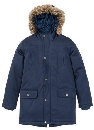 Водоотталкивающая куртка парка  pepperts  р.170