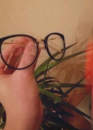 Очки для имиджа/ноутбука