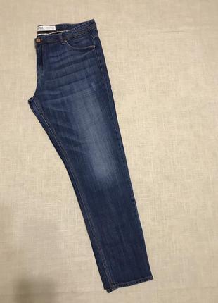 Plus size хлопковые джинсы