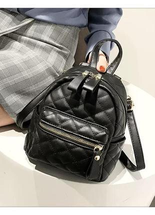Модный детский небольшой мини рюкзак