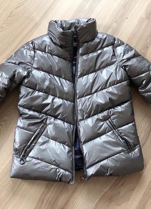 Куртка серебряная waikiki