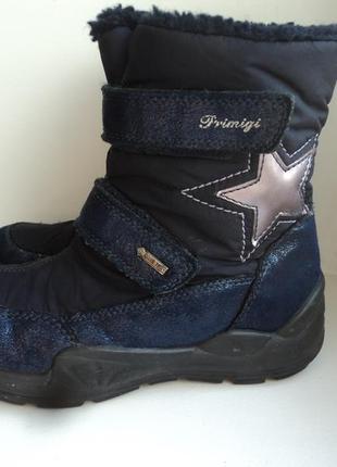 Зимние ботинки primigi р 32