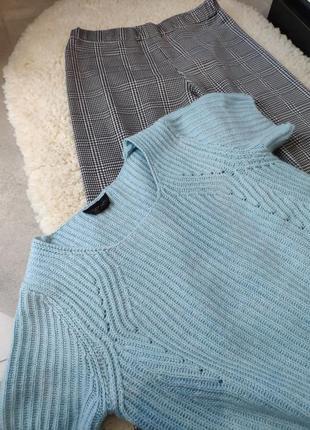 Комплект брюки кофта ангоровая