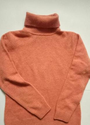 Свитер marco pecci из первокласной шерсти lana virgen
