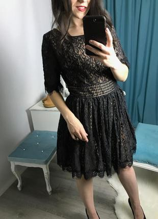 Красивееное вечернее платье! по шикарной цене!