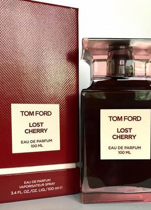 Tom ford lost cherry_original_eau de parfum 5 мл_затест